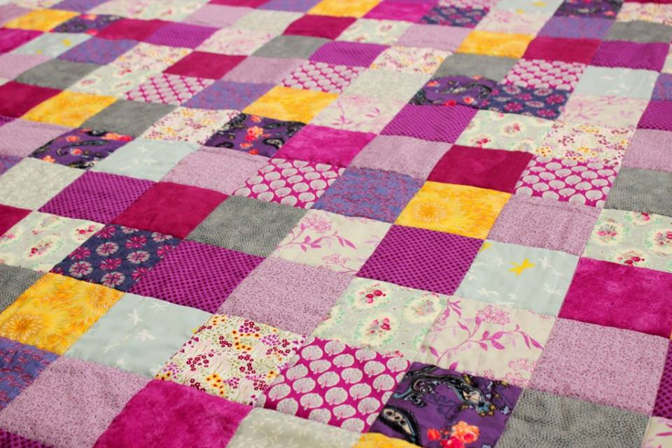 Adult Beginners Patchwork Quilting Course Sew Fun