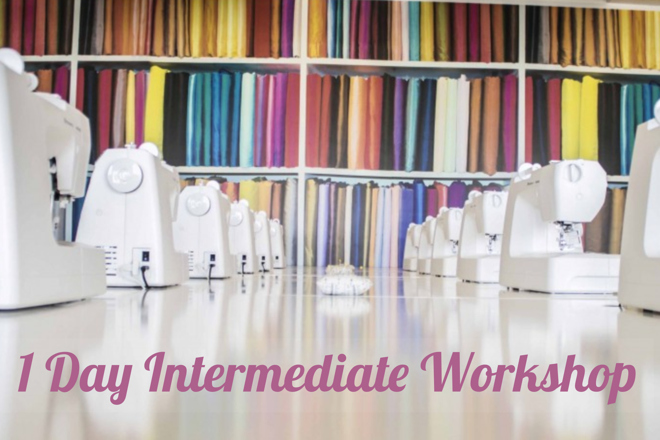 adult sewing workshops