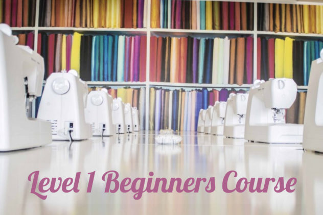 adult sewing courses